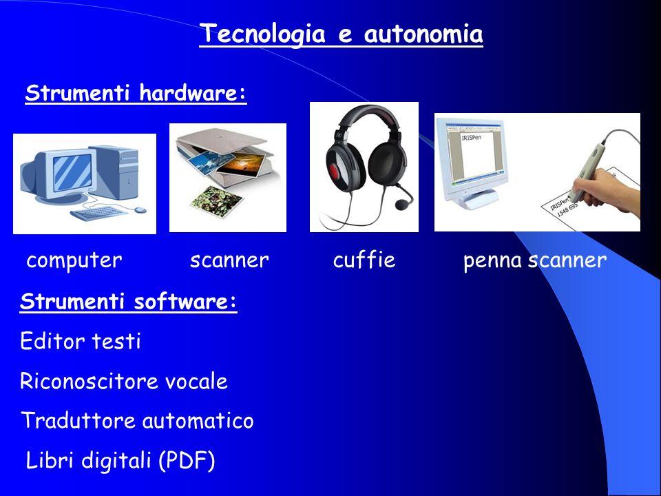 Tecnologia e autonomia
