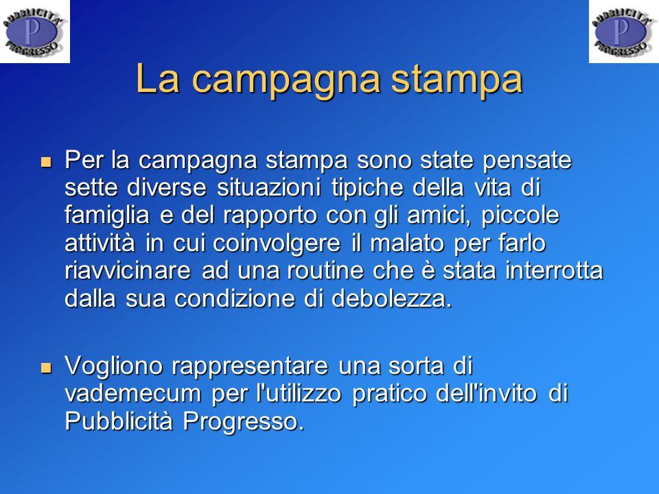 La campagna stampa