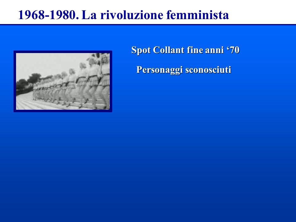1968-1980. La rivoluzione femminista