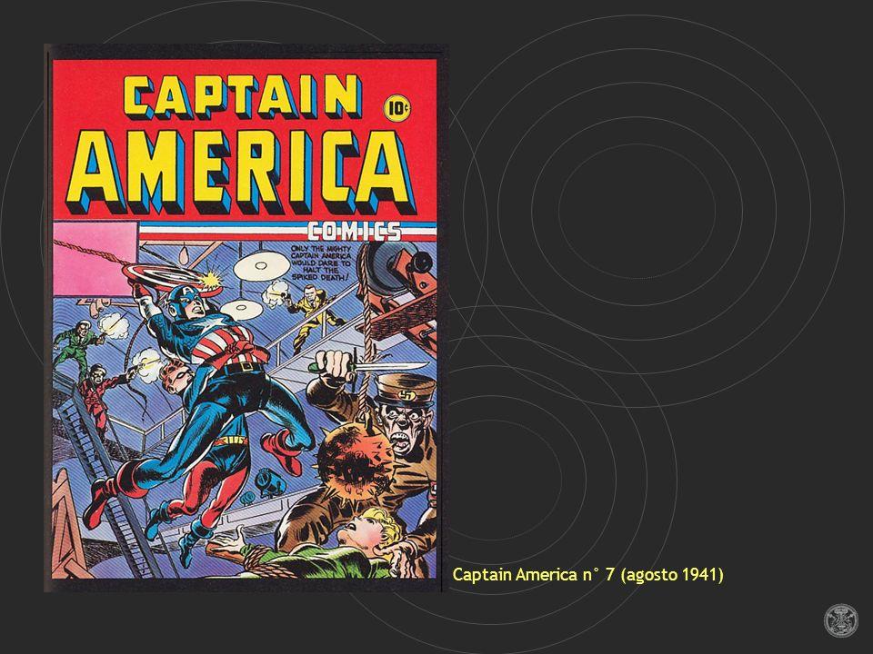 Captain America n° 7 (agosto 1941)