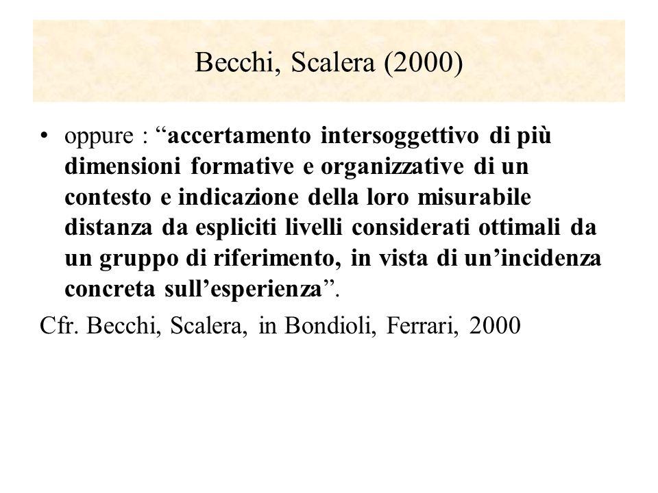 Becchi, Scalera (2000)