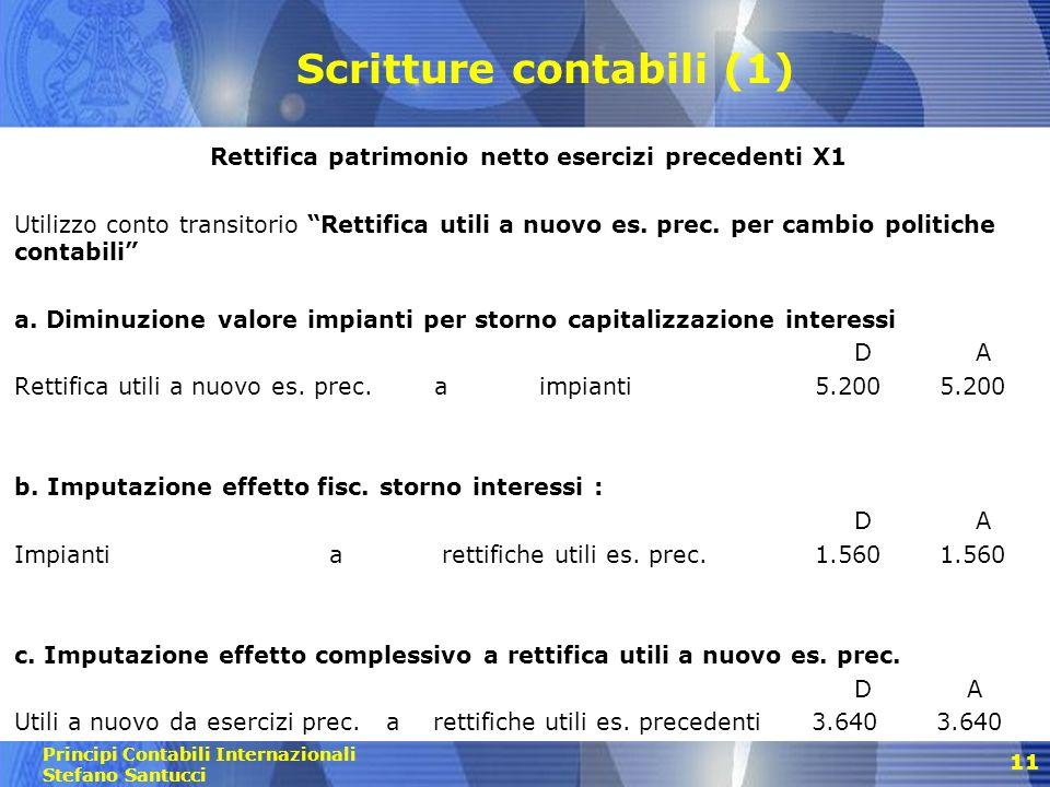 Scritture contabili (1)