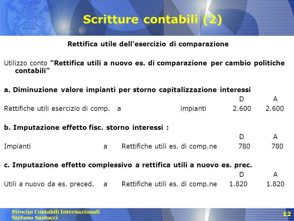 Scritture contabili (2)