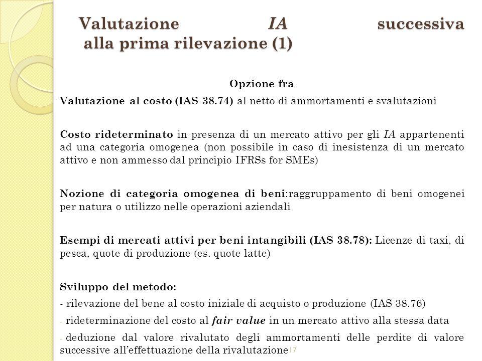 Valutazione IA successiva alla prima rilevazione (1)