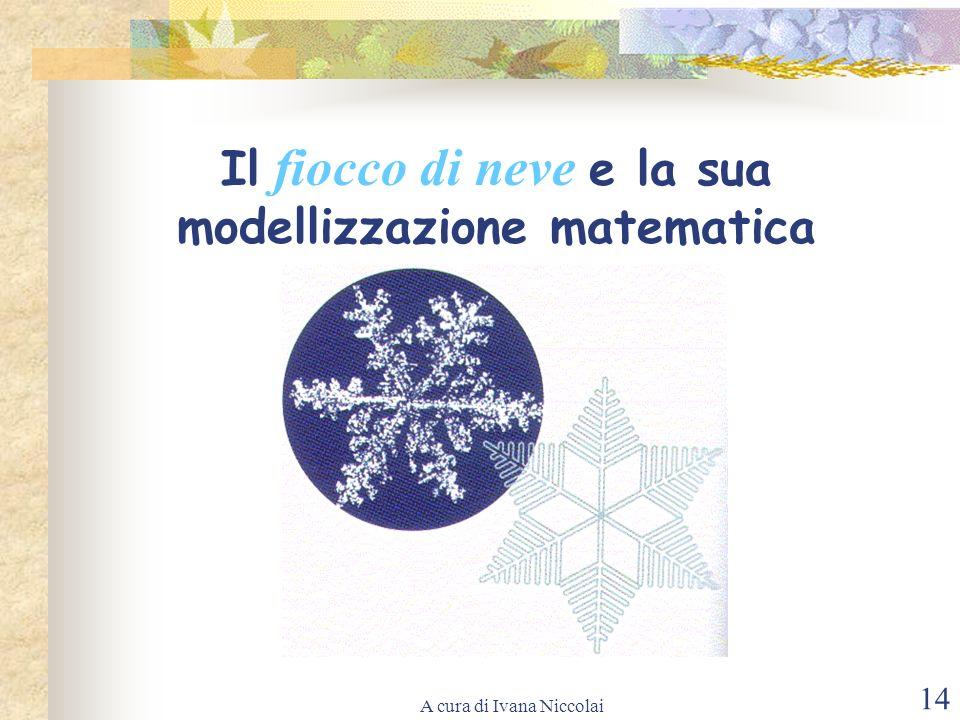 Il fiocco di neve e la sua modellizzazione matematica