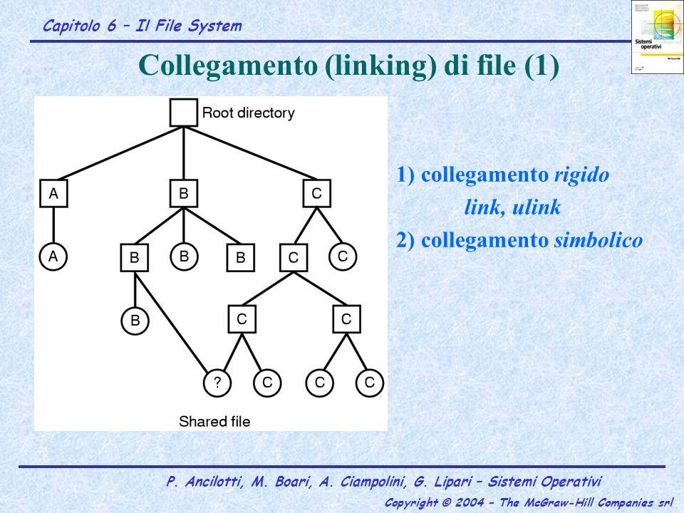 Collegamento (linking) di file (1)