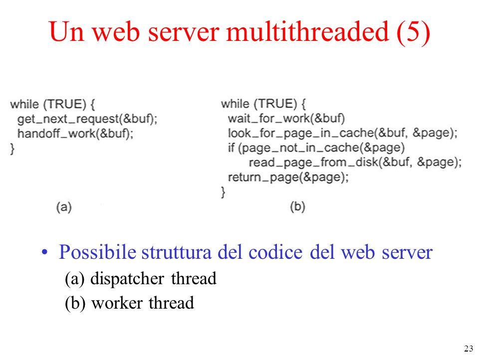Un web server multithreaded (5)