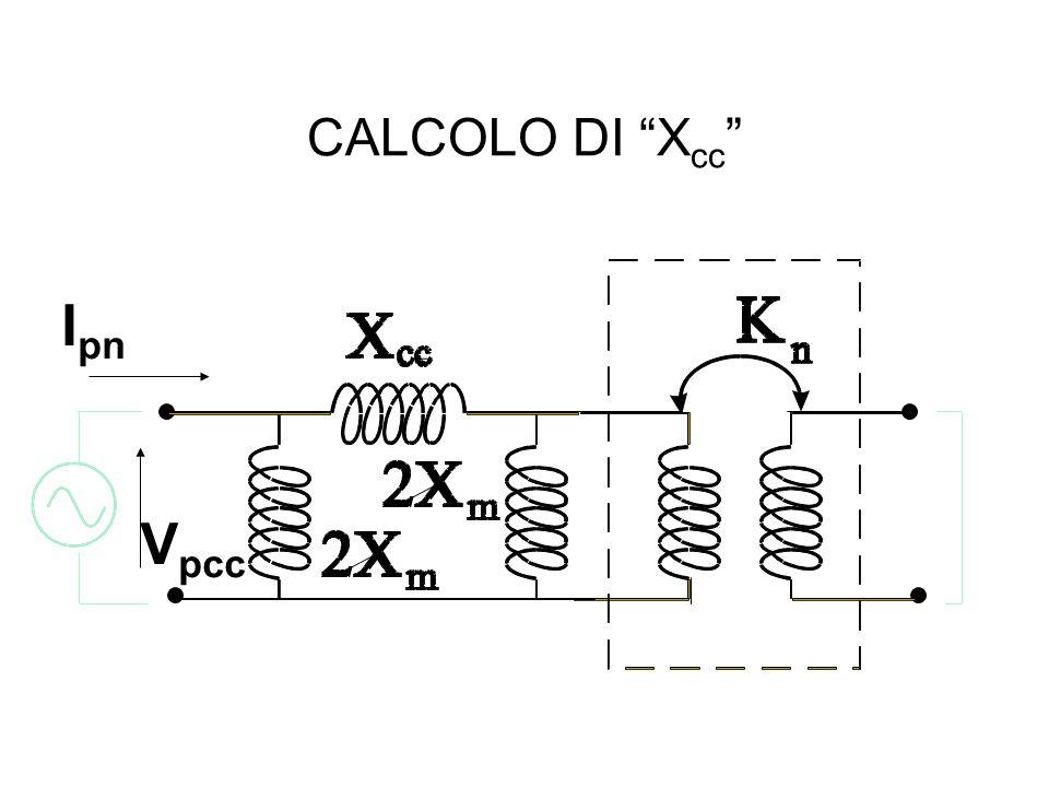 CALCOLO DI Xcc Ipn Vpcc
