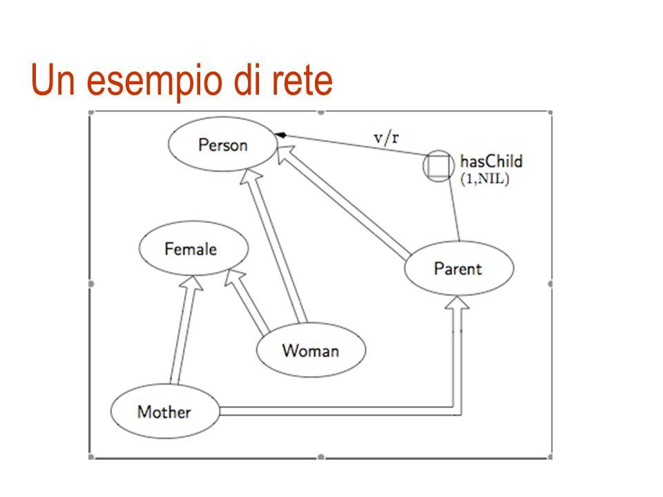 Organizzazione gerarchica dei concetti: interpretazione
