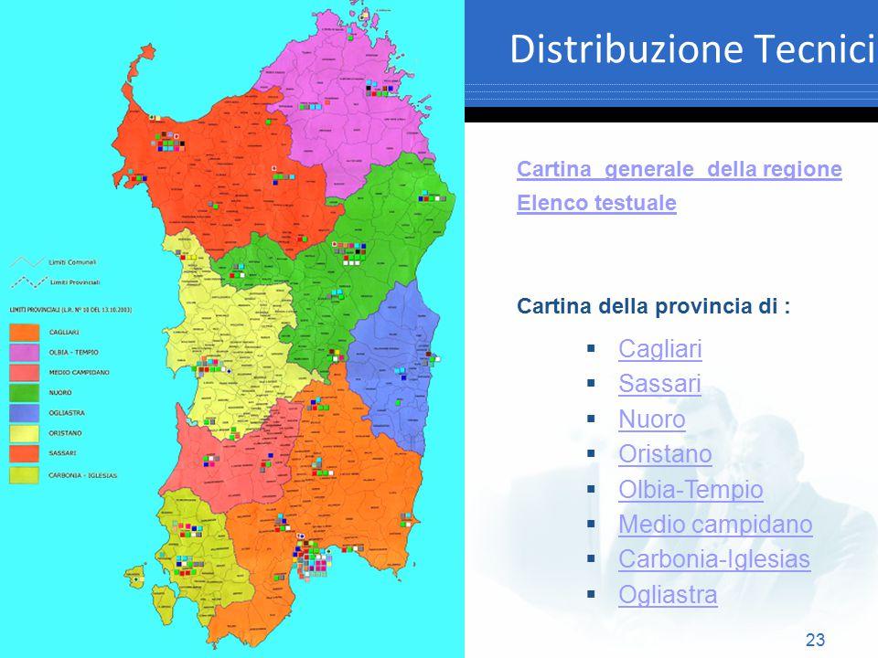Distribuzione Tecnici