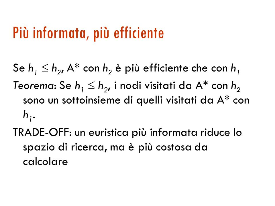 Più informata, più efficiente