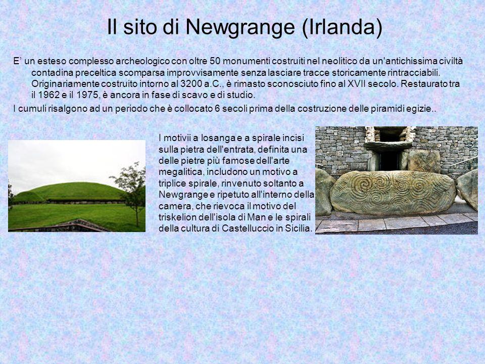 Il sito di Newgrange (Irlanda)