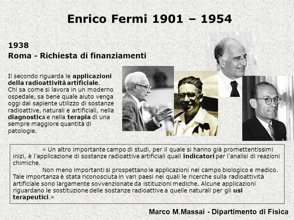 1938 Roma - Richiesta di finanziamenti