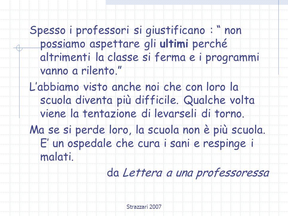 da Lettera a una professoressa