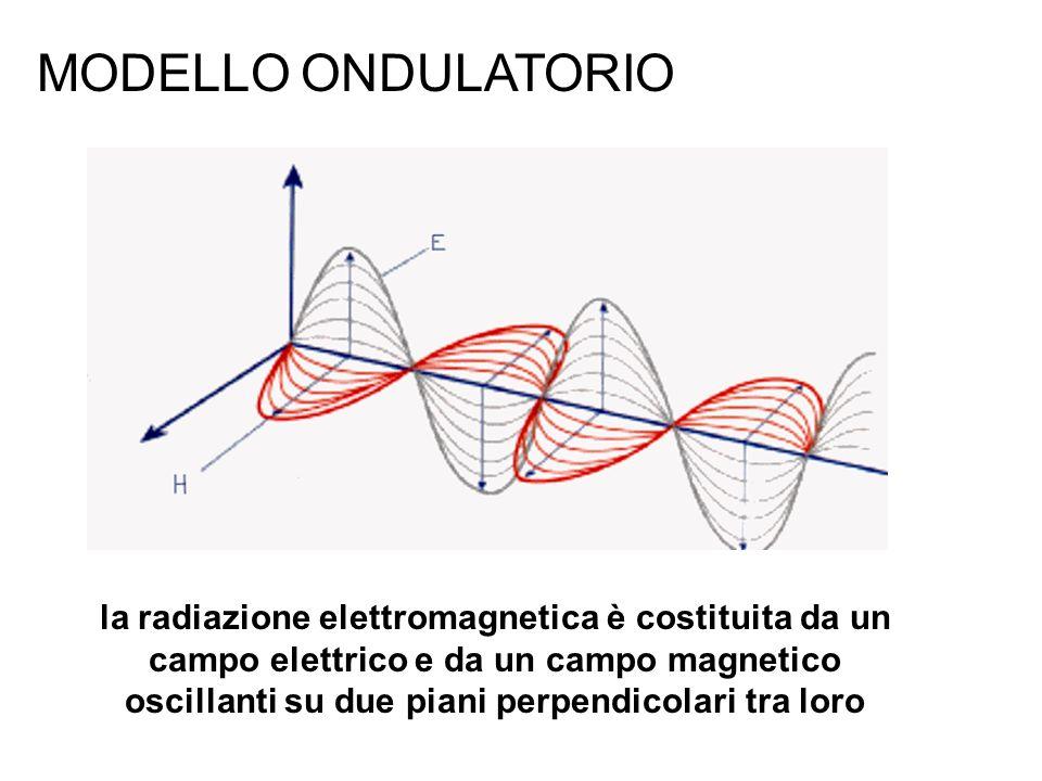 MODELLO ONDULATORIO