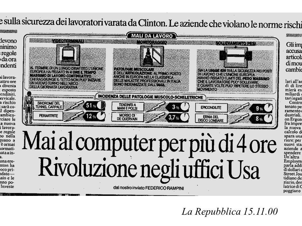 La Repubblica 15.11.00