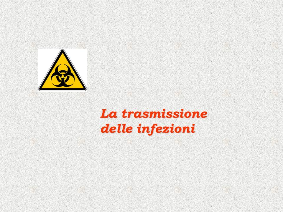 La trasmissione delle infezioni