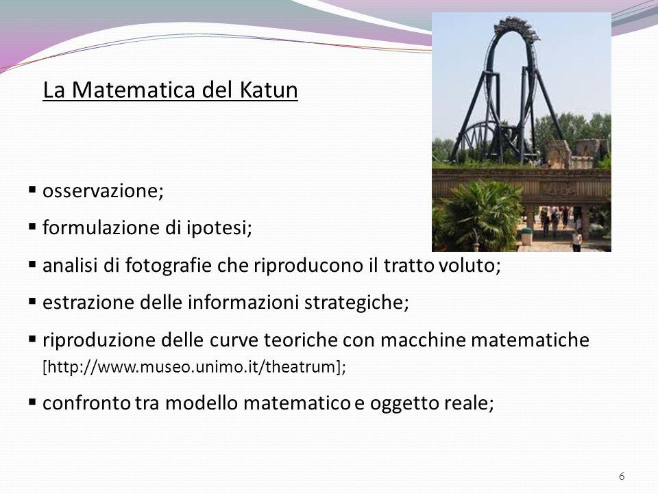 La Matematica del Katun
