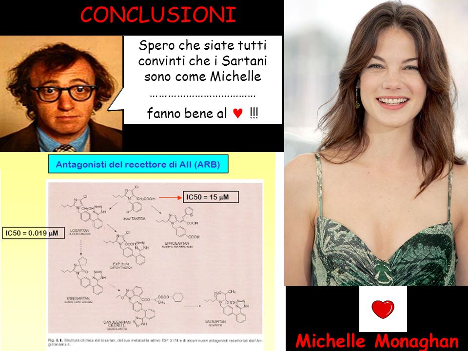 CONCLUSIONI Michelle Monaghan