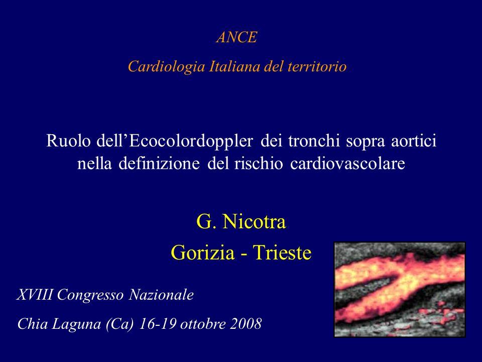 G. Nicotra Gorizia - Trieste