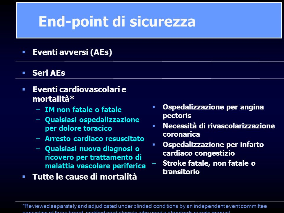 End-point di sicurezza