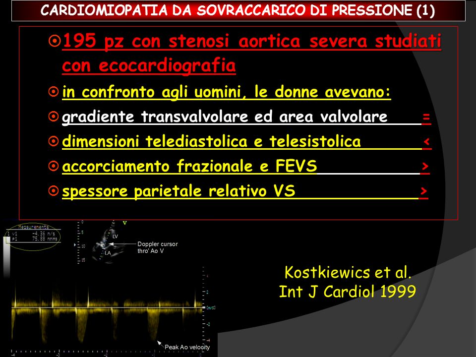 CARDIOMIOPATIA DA SOVRACCARICO DI PRESSIONE (1)