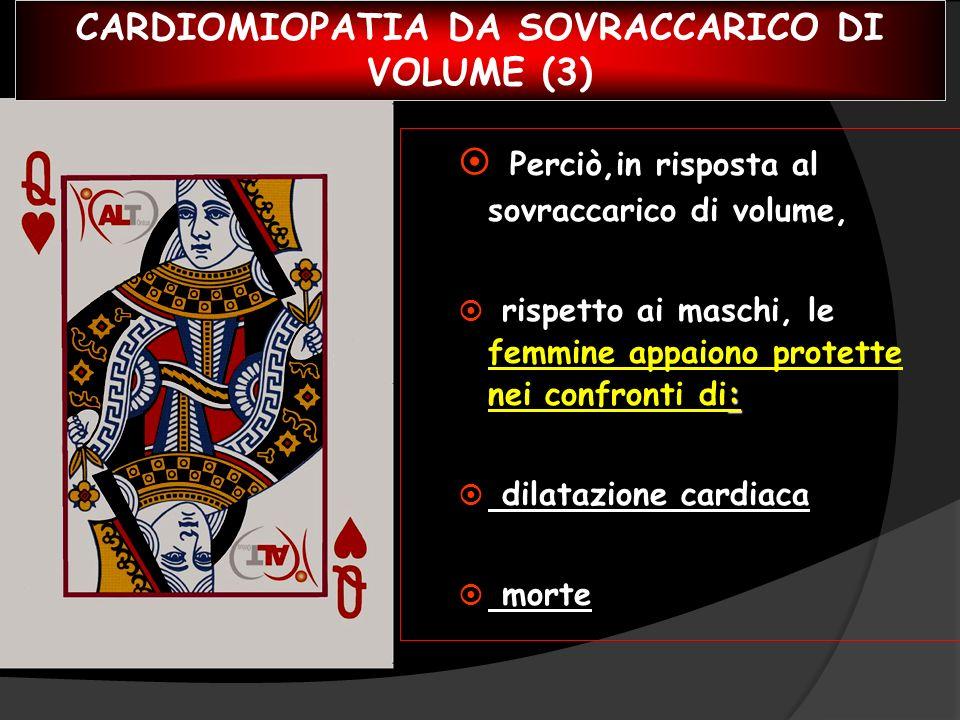 CARDIOMIOPATIA DA SOVRACCARICO DI VOLUME (3)