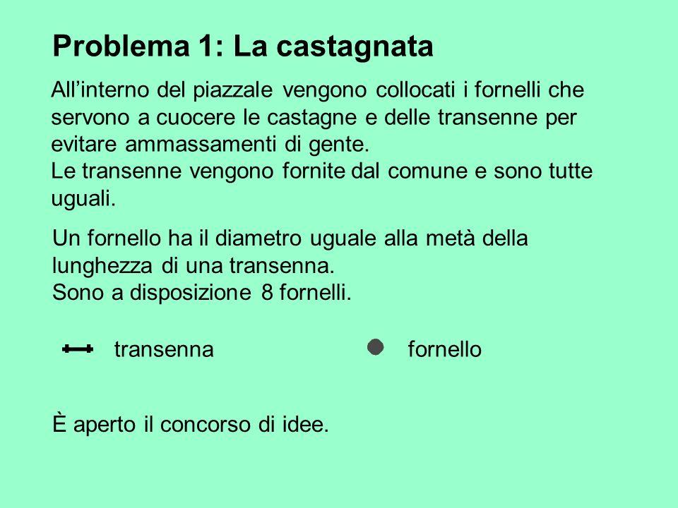 Problema 1: La castagnata