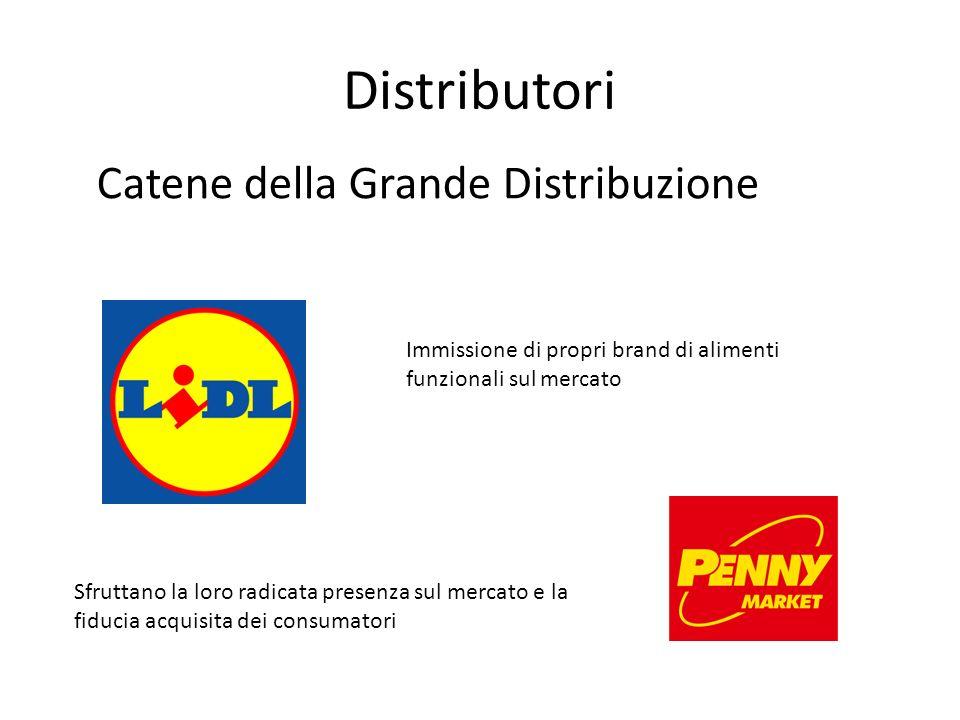 Distributori Catene della Grande Distribuzione