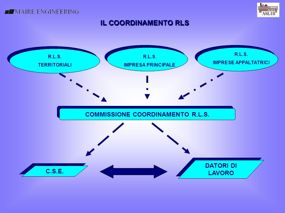 COMMISSIONE COORDINAMENTO R.L.S.