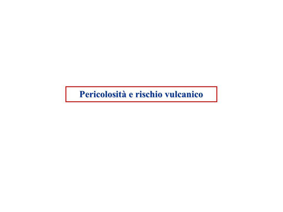 Pericolosità e rischio vulcanico