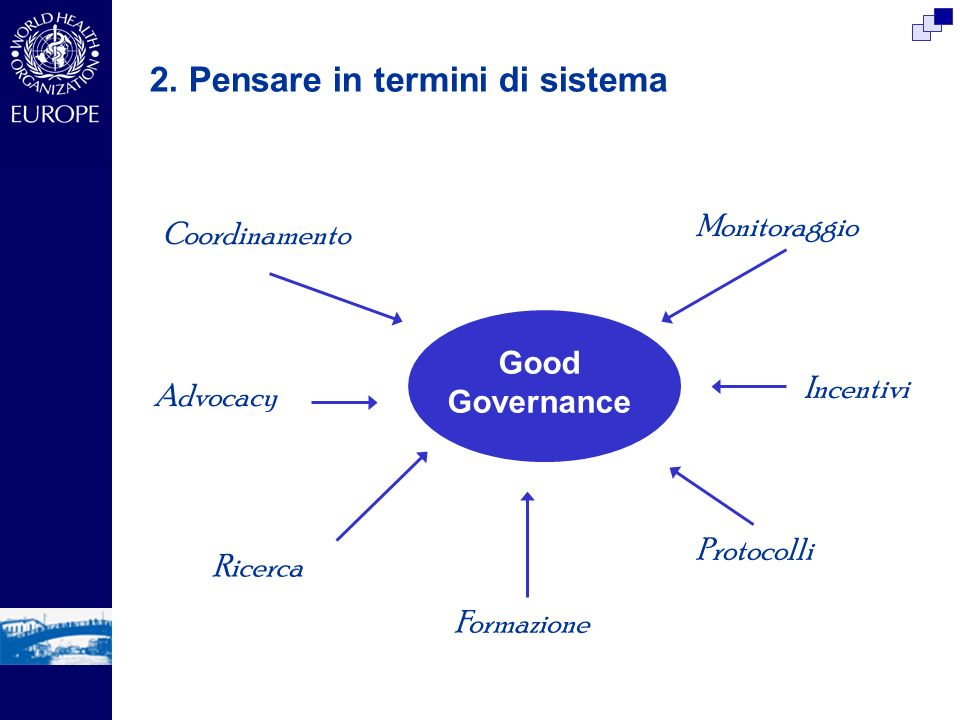 2. Pensare in termini di sistema