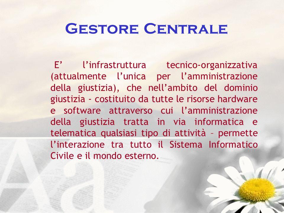 Gestore Centrale