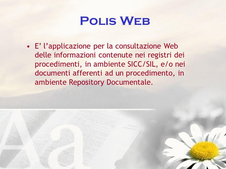 Polis Web