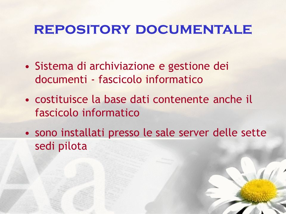 repository documentale