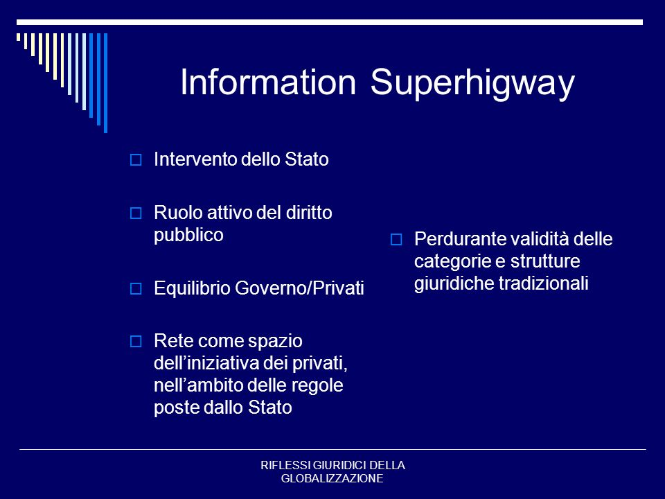 Information Superhigway