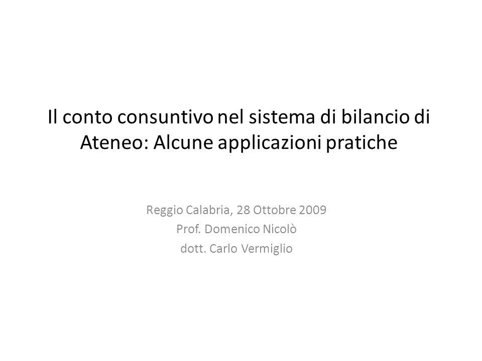 Reggio Calabria, 28 Ottobre 2009