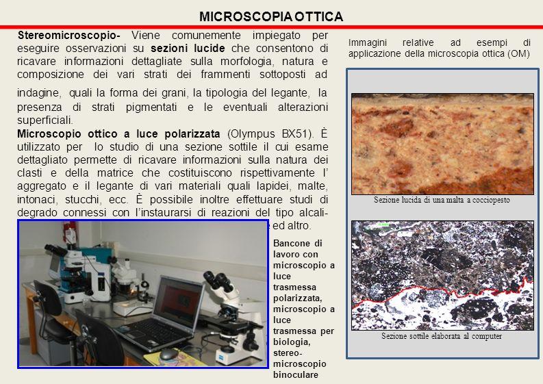 MICROSCOPIA OTTICA