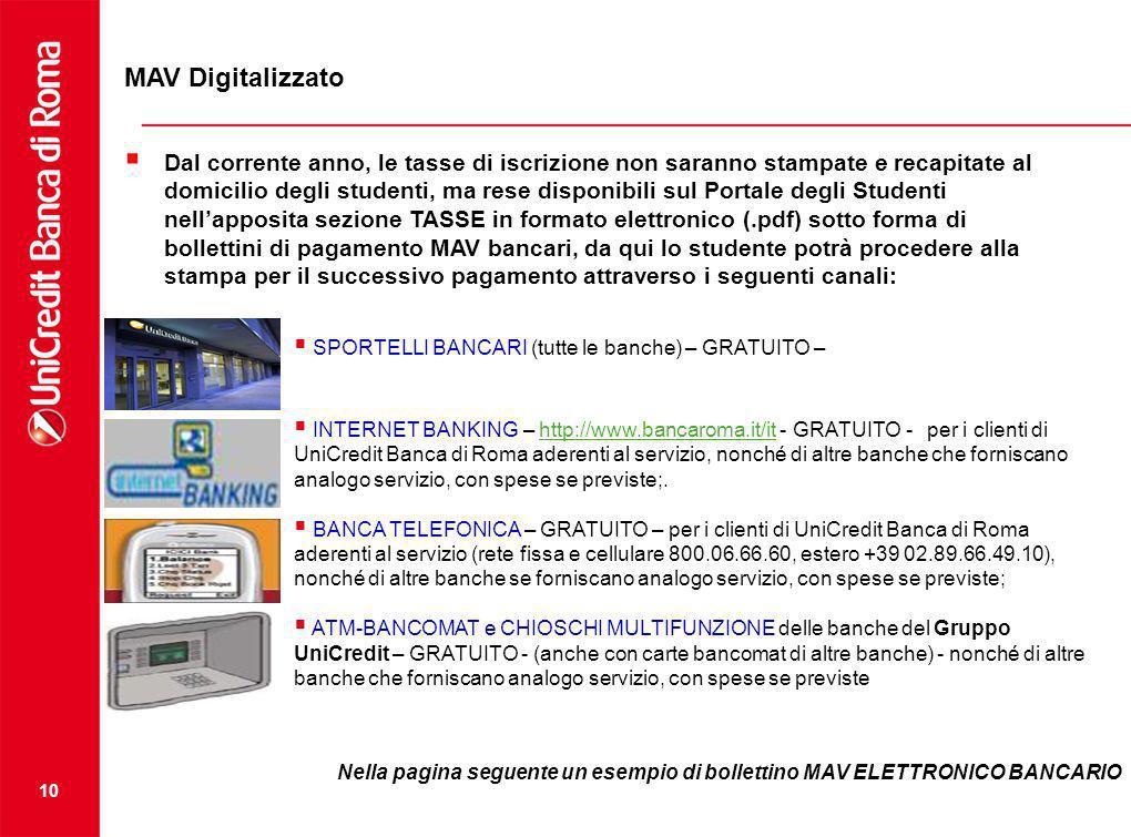 MAV Digitalizzato