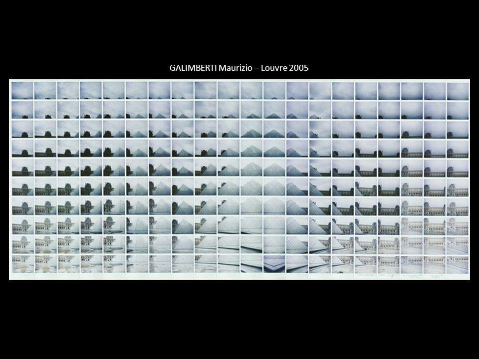 GALIMBERTI Maurizio – Louvre 2005