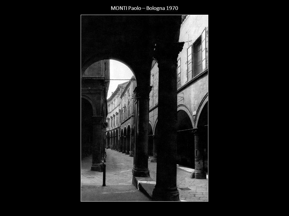 MONTI Paolo – Bologna 1970