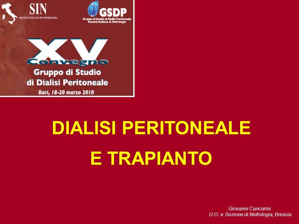 U.O. e Sezione di Nefrologia, Brescia