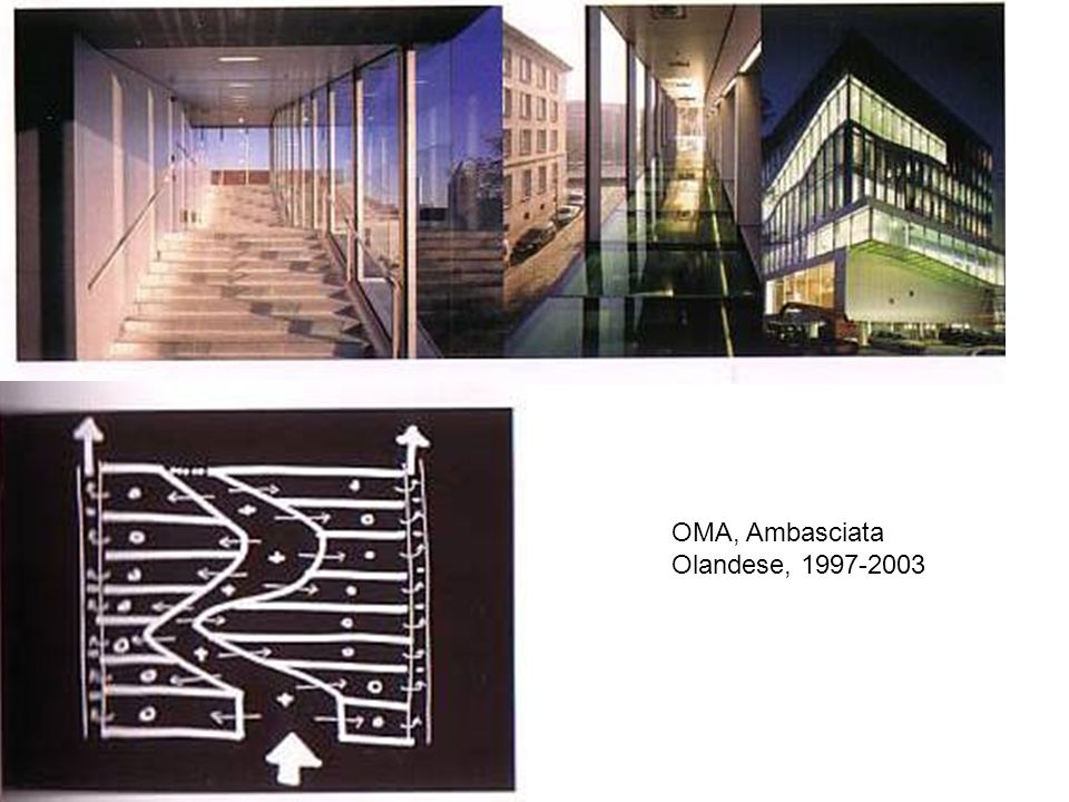 OMA, Ambasciata Olandese, 1997-2003