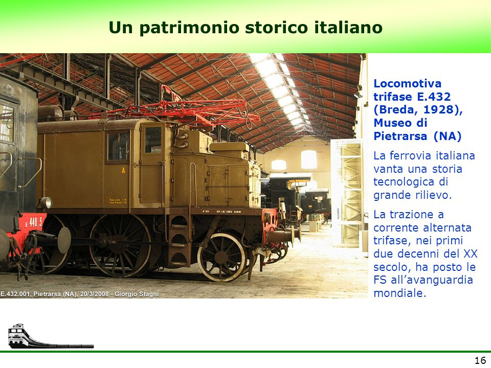Un patrimonio storico italiano