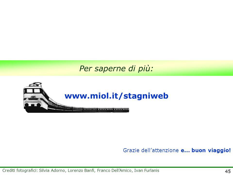 Per saperne di più: www.miol.it/stagniweb