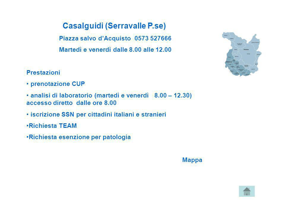 Casalguidi (Serravalle P.se)