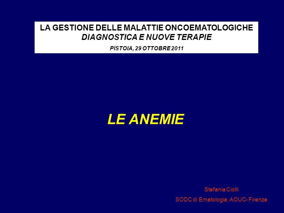 SODC di Ematologia, AOUC- Firenze