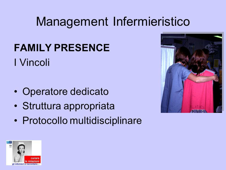 Management Infermieristico
