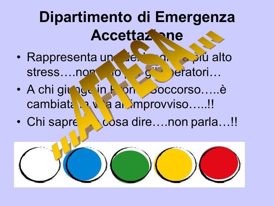 Dipartimento di Emergenza Accettazione