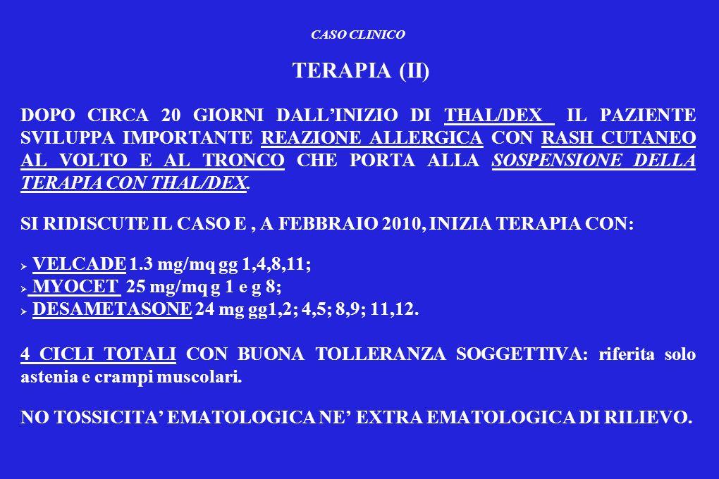 CASO CLINICO TERAPIA (II)